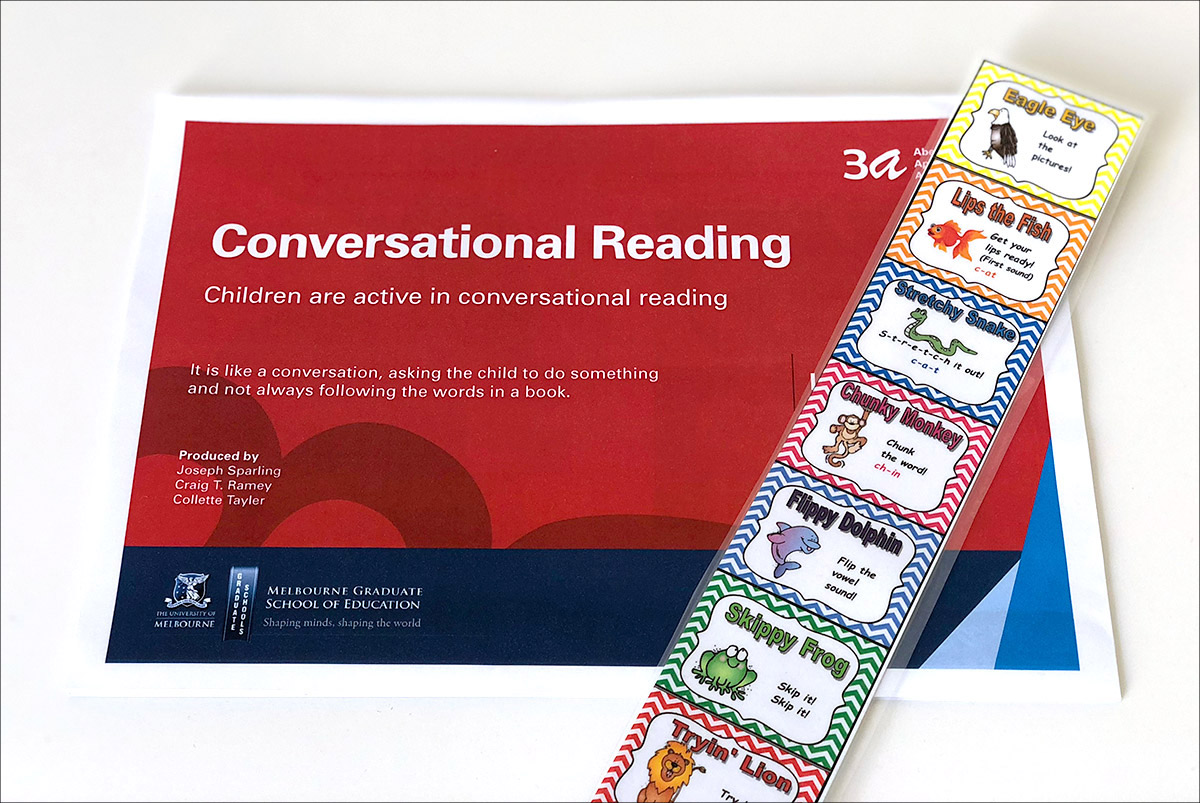 プレップ英語の本読み方法