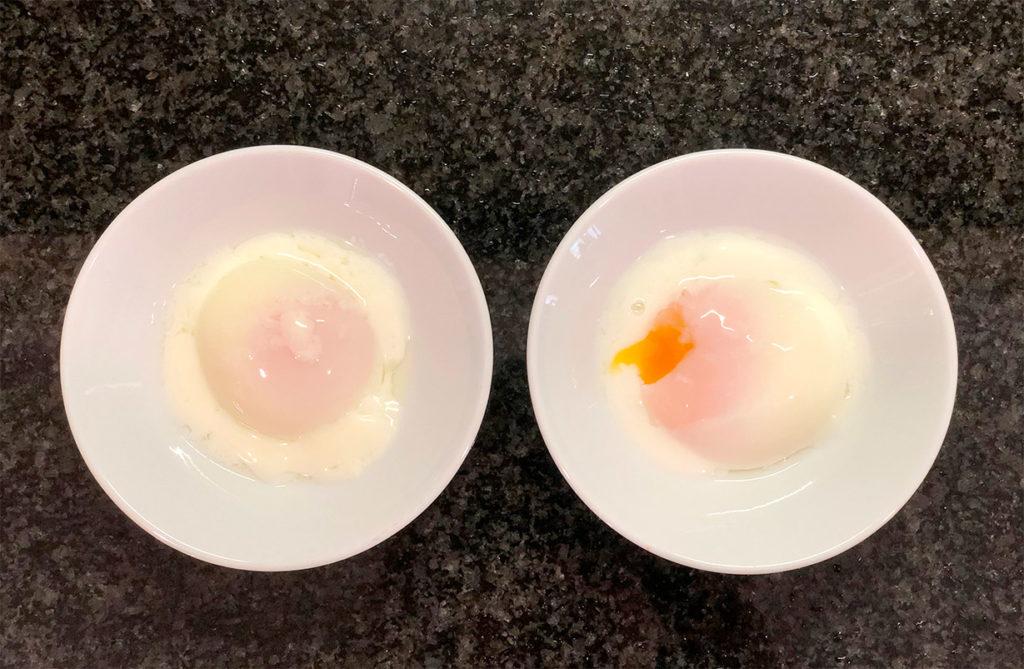 anovaでつくる温泉卵