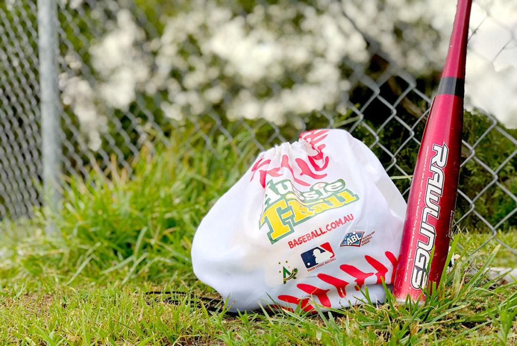 オーストラリアの野球Tball