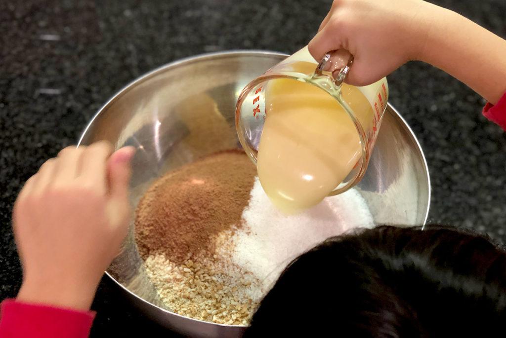 ミロボールの作り方