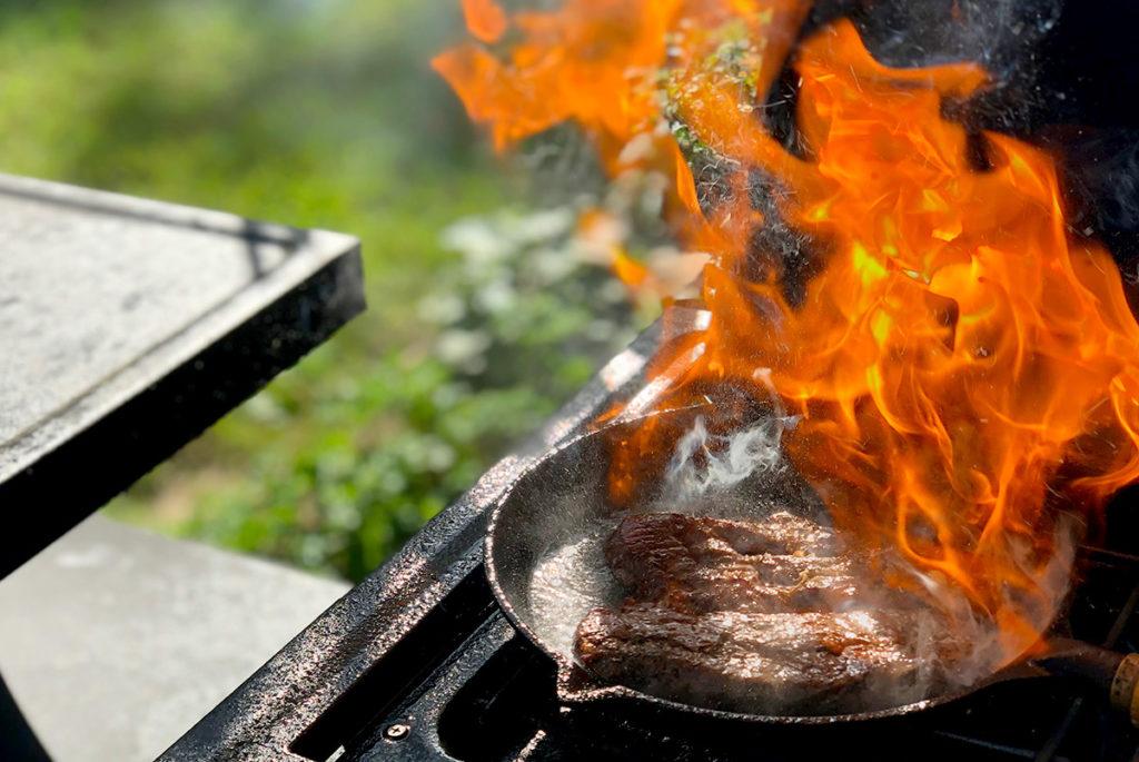 anovaでつくるビーフステーキ